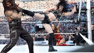 10 BEST WWE Man vs Woman Matches