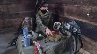 видео гражданские противогазы гп 7