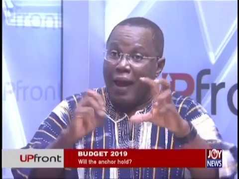 Budget 2019 - UPfront on JoyNews (15-11-18)