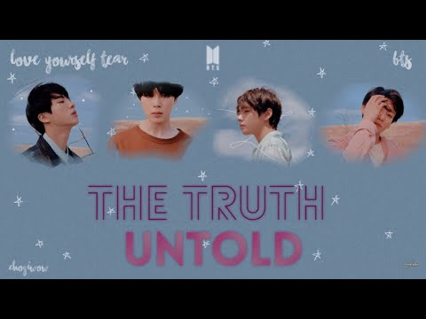 BTS (방탄소년단) - 전하지 못한 진심 (The Truth Untold) (feat. Steve Aoki) (Color Coded Lyrics Han|Rom|Eng)