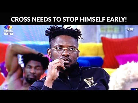 BBNAIJA2021- WHY CROSS MIGHT GET A STRIKE! + MARIA MUST THINK WE ARE ALL FOOL*SH O! JUST WATCH & SEE