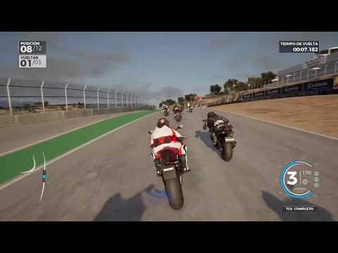 Entramos a pista - Ride 3  