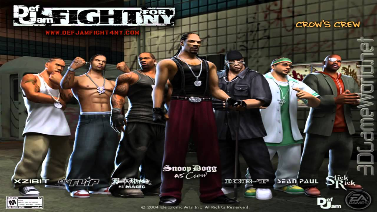 How to download Def jam fight for n.y. the takeover on ...