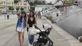 Arribo de Barco a Vele Peruano