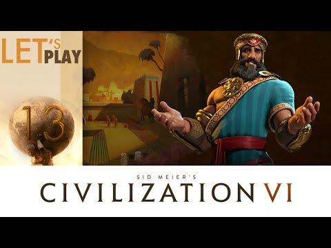 [FR] Civilization VI multi w/ Aypierre & Prof - Empire Sumérien Ep.13