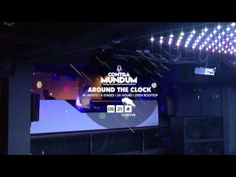 Martin 'M & Flixon - ★ Contra Mundum: Around the Clock ★ 21-05-2016 (StreamOn)