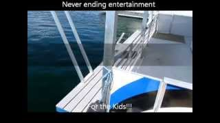Pier Pressure Lake Powell Houseboat Video Tour