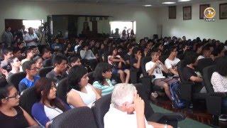 Tema: Facultad De Derecho y Ciencia Política Inaugura Periodo Académico 2016 I