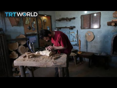 Libyan Handicraft: Craftsmen cling to ancient tradition