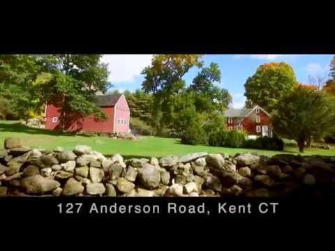 1700s Antique Colonial Farm on 99 Acres | South Kent, Ct