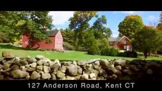 1700s Antique Colonial Farm on 99 Acres | South Kent, Ct