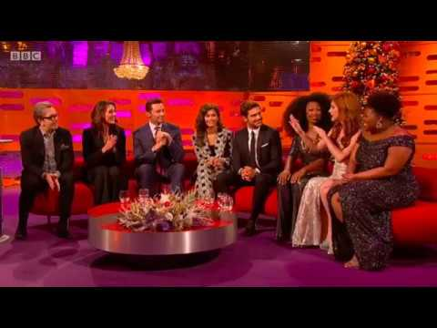 Leading Ladies - One Night Only. The Graham Norton Show - BBC1. 31 Dec 2017