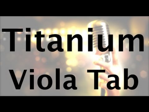 Learn Titanium on Viola - How to Play Tutorial