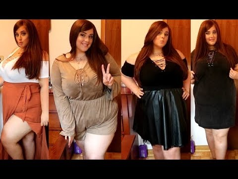 200e6db0c3a PLUS-SIZE Forever 21 TRY ON HAUL + Dancing lol 🍩👗 - YouTube