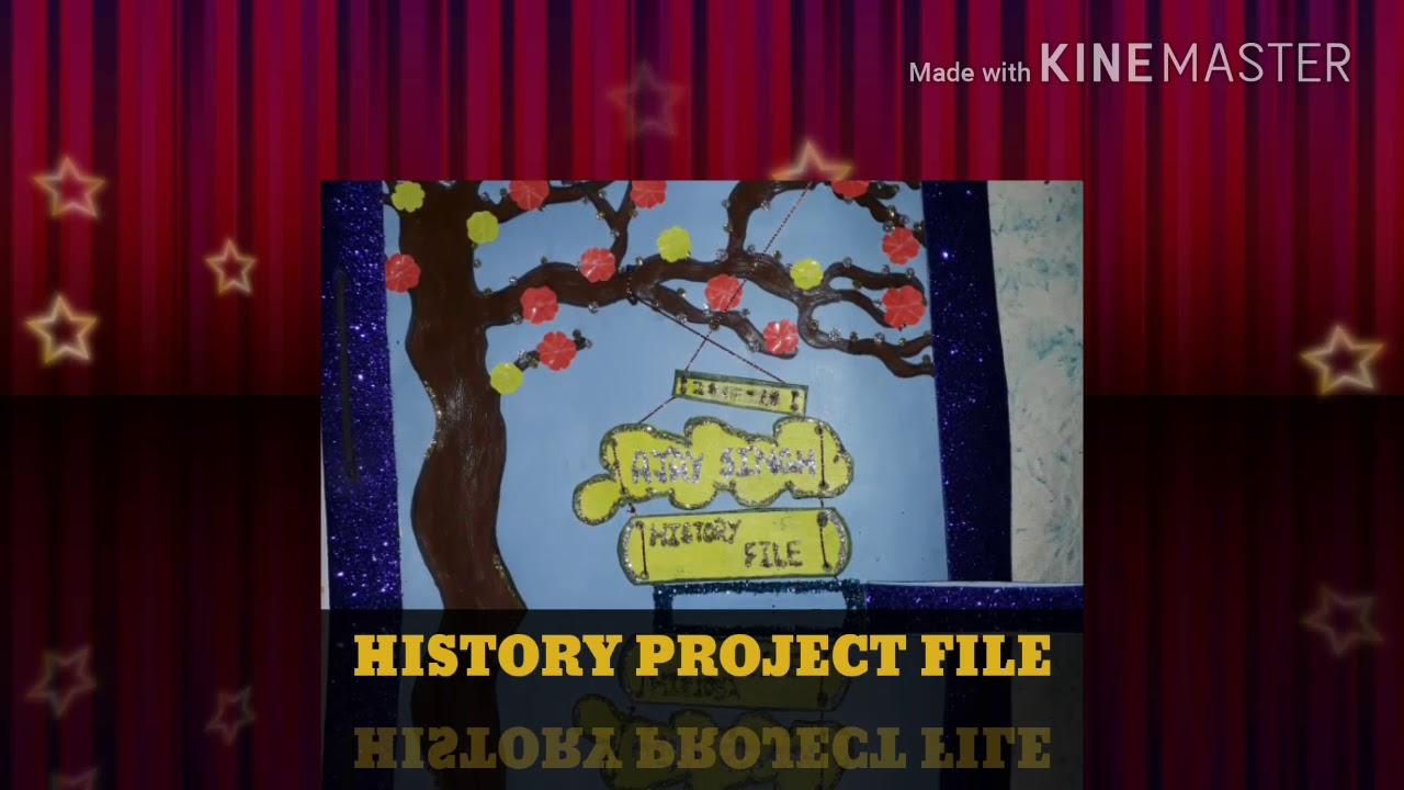 revolt of 1857 project