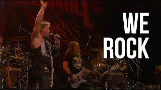 """We Rock"" by Dio, performed by Metal Allegiance"