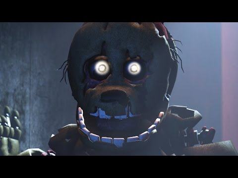 [FNAF 3 SFM] Springtrap's Voice | Five Nights at Freddy's 3 Animation