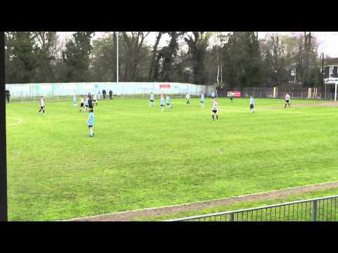 Fleet v Wimborne - 1st half