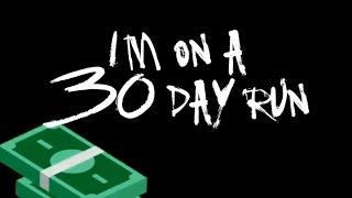 Donny P - 30 Day Runs