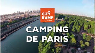 Camping de Paris | Visite virtuelle en Île de France