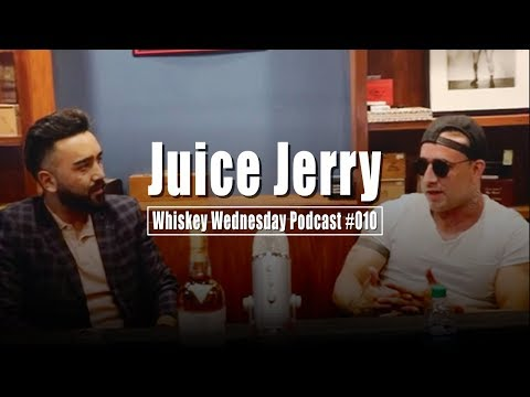 Whiskey Wednesday #010 | Supplement line and fitness brand Jvice_VP
