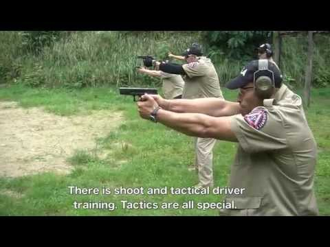 Episode I  - Close Protection at European Security Academy