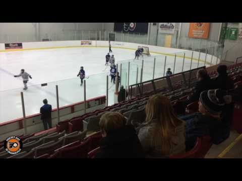 Week NINE - Hockey Day in Orangeville - Peewee - Blue vs Silver
