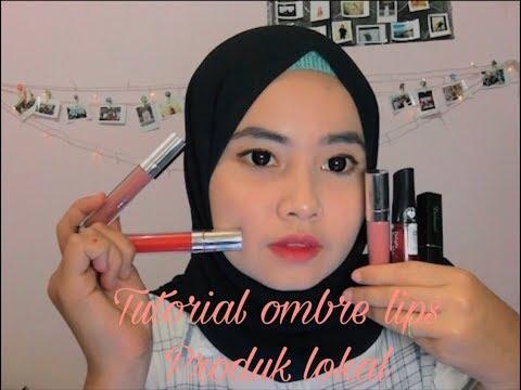 3-cara-ombre-lipstik-produk-lokal-|-ombre-lipstik-produk-lokal-(wardah,-purbasari-dan-liptint)
