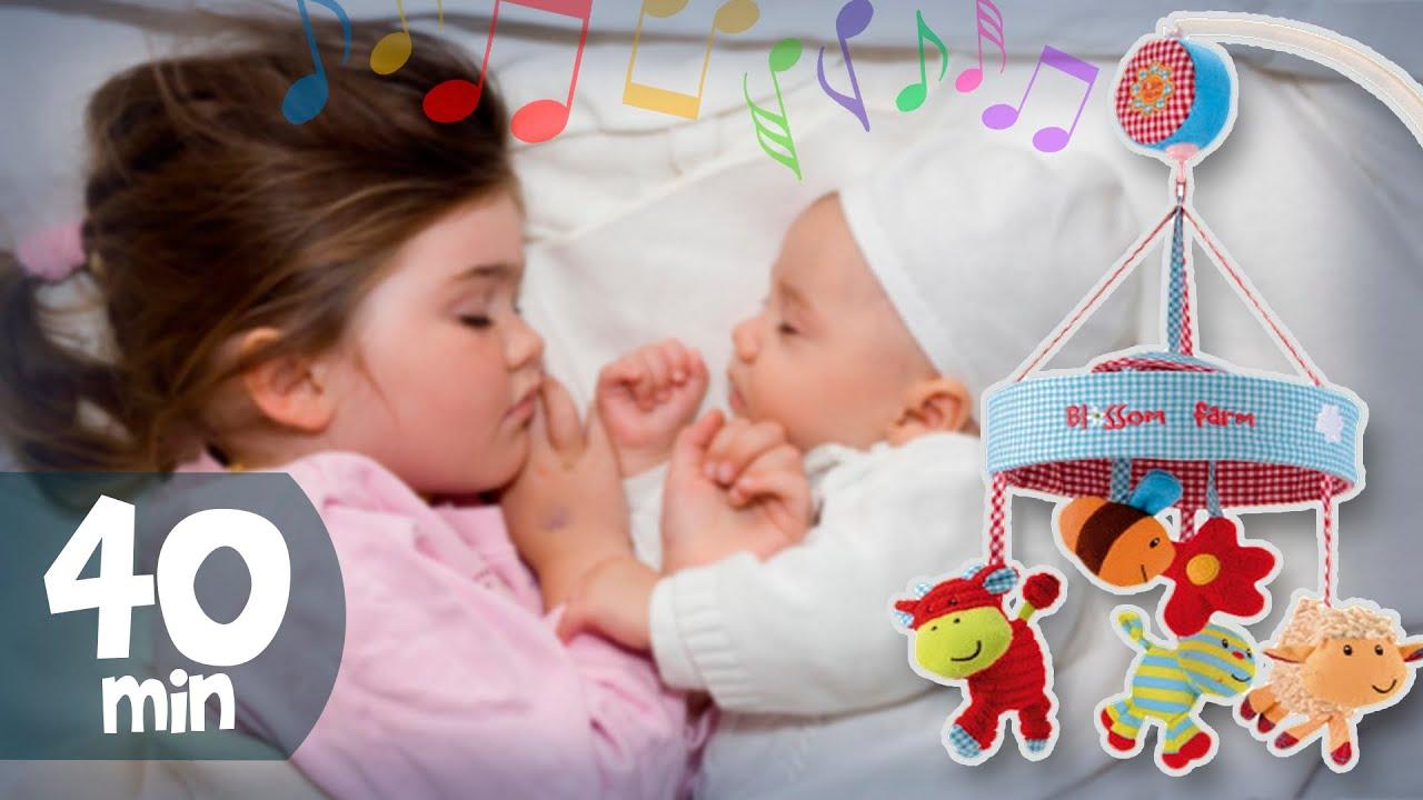 20ff4e98b1c6 Música para hacer dormir bebés profundamente Canción de Cuna para bebes  Muñecas y muñecos