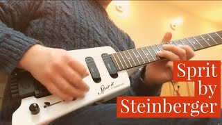 Will Hessey - Sprit by Steinberger - Guitar Review