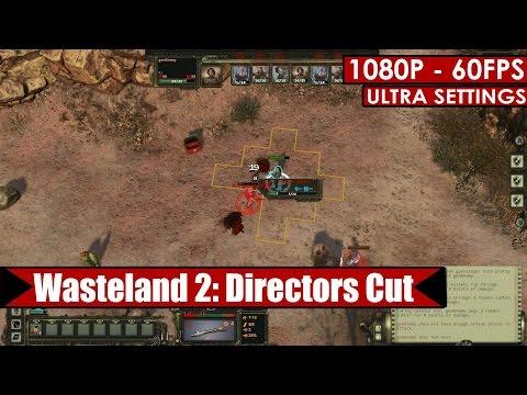 Wasteland 2: Directors Cut gameplay PC HD [1080p/60fps]