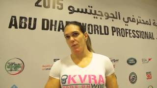 Gabi Garcia Sends Strong Message To Ronda Rousey