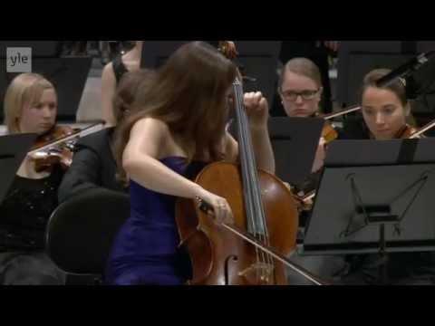 Dvořák: Cello Concerto - Alisa Weilerstein (2/3)