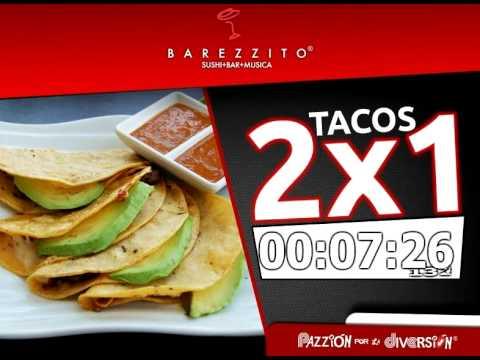 tacos 2x1  YouTube