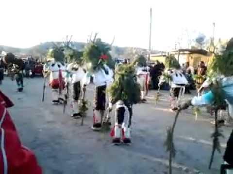 Santa Clara Pueblo Buffalo Dance Part I