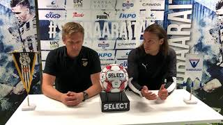 VPSTV: PRESSI | VPS - FC Honka 3.8.