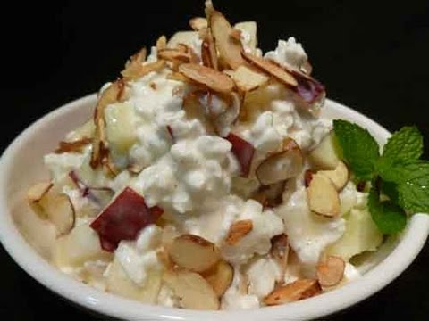 Healthy Breakfast Recipe With Cottage Cheese