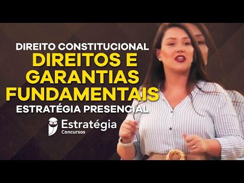 Download Direito Constitucional: Direitos e Garantias Fundamentais - Estratégia Presencial