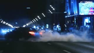 +18 Drift BMW M5 F10 - Moscow