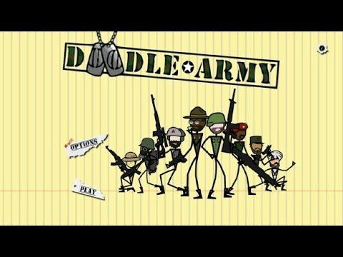 скачать бесплатно игру doodle army