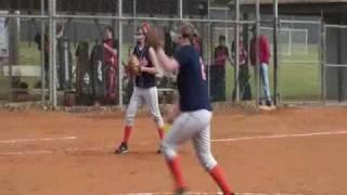12u east cobb bullets johnson fastpitch softball team video