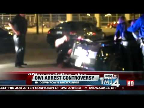 Milwaukee Police Refuses To Address Questions About Controversial OWI Arrest