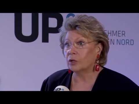Skepsis und Angst vor TTIP existieren zu Unrecht – EU-Abgeordnete Viviane Reding im Interview
