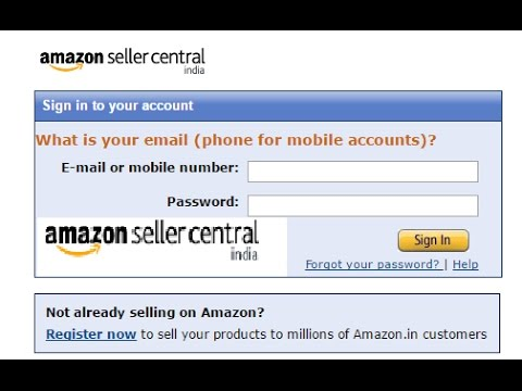 amazon seller center account löschen