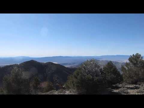 Lone Mountain, Nevada