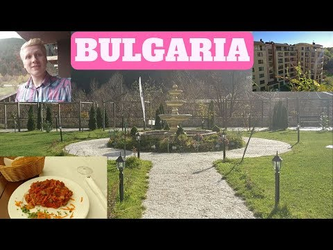 Bulgarian Supermarket, Restaurant and Taxi - Everyday Life in Bulgaria