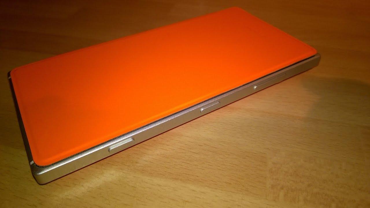 pretty nice affe1 339f5 Nokia Lumia 830 Flip case review..