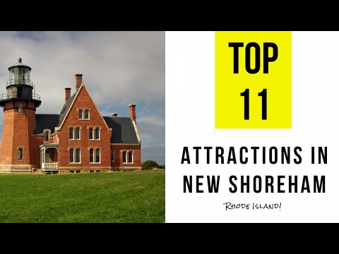 Top 11. Best Tourist Attractions in New Shoreham - Rhode Island