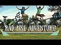 Two Girls Cycling Around The World! The RaD Bike Adventure