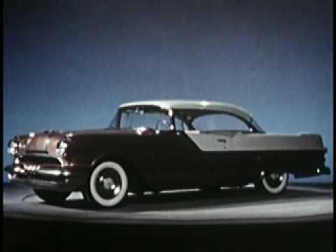 Pontiac Styling (1955)